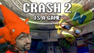 First Time Playing Crash 2: As Bad As I FEARED! Quick Play [4K]