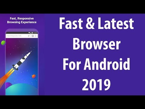 Fastest browser for Android - Myhiton