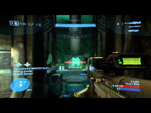 Halo 3 No Scope Montage MUST SEE!!!