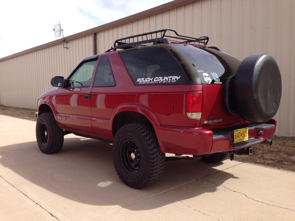 Second Generation Lifted Chevy Blazer