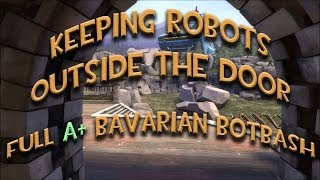 TF2 - MvM: Keeping Robots outside the door (Botbash Full A+)