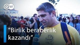 Kadıköylü seçim sonucunu öğrendi sokağa döküldü - DW Türkçe