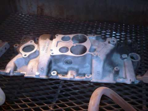 EVELYN #12 - The FACTORY Aluminum Intake Manifold for FREE