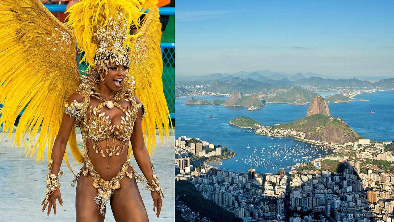 Rio de Janeiro & Carnival - a wonderful city day and night ...