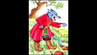 Басни Крылова   Волк и Ягненок