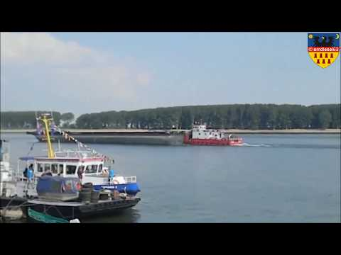 Shipspotting at Galați, Romania - August15th 2015