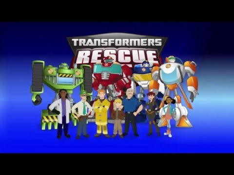 Transformers: Rescue Bots | Intro (Russian Official version 2)