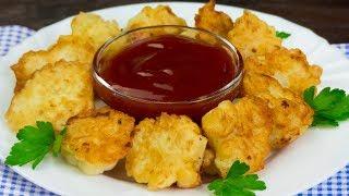 Вкусней шашлыка может быть только...цветная капуста в кляре, по-болгарски!  | Appetitno.TV