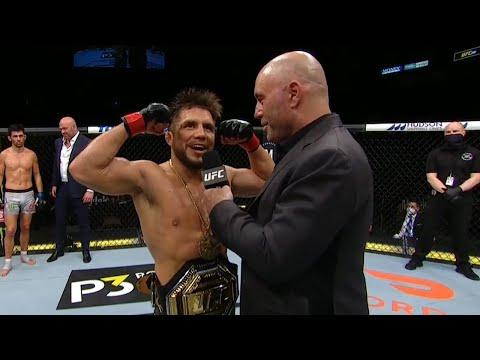 UFC 249: Henry