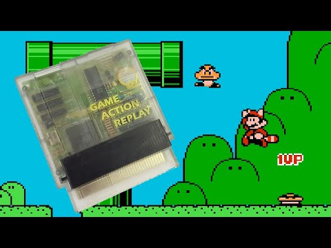 Game Action Replay For NES - Completely Break Any Game!