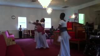 Set the Atmosphere praise dance- Divine Grace