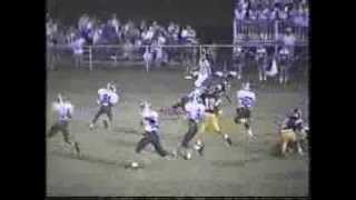 Collinsville Pirates (TX) Football 1993-94 Highlight Film pt 1/6