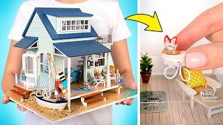 DIY Miniatur Rumah Ala Karibia