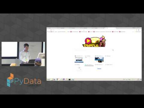 Edward Bullen - Building a ChatBot with Python, NLTK and scikit