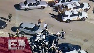Matan a dos sospechosos del ataque que dejó 14 muertos en San Bernardino, California
