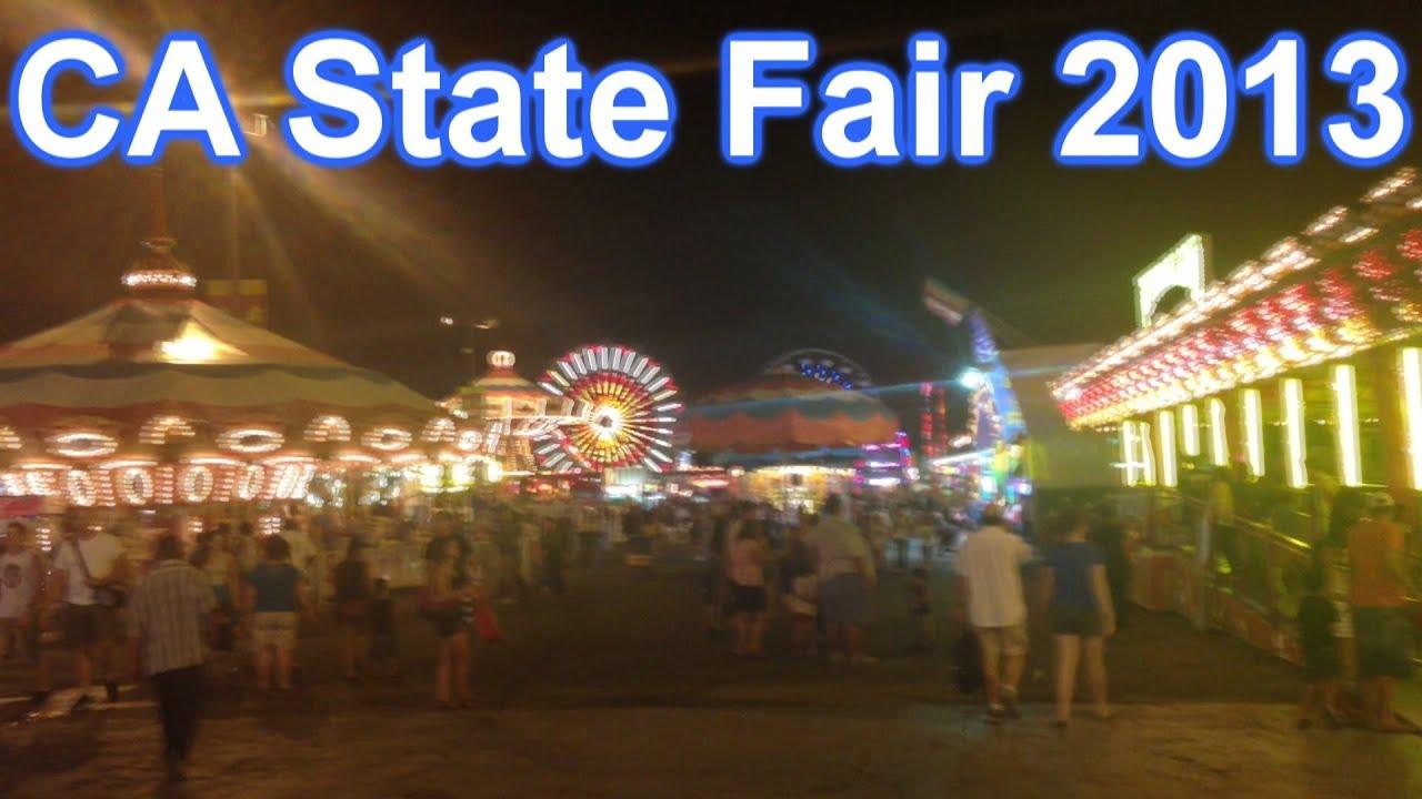 2013 California State Fair Walkthrough (HD POV) Cal Expo in Sacramento, CA