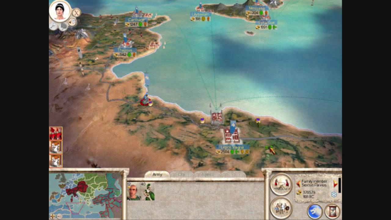 rome total war campaign scipii - photo#5