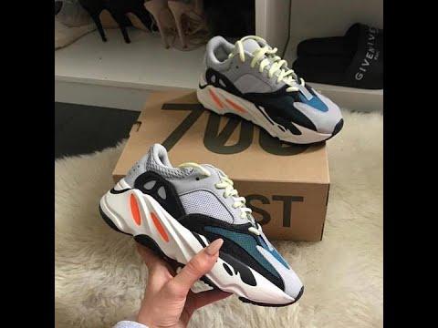 Replica Adidas Yeezy 700/ Unboxing