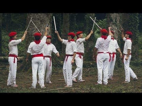 EZPATA DANTZA / BAILE DE LA ESPADA / SWORD DANCE