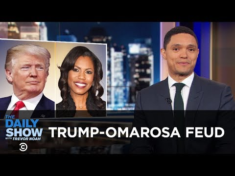 Trump Feuds with Omarosa & A 14-Year-Old Runs for Governor | The Daily Show thumbnail