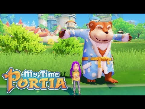 Getting to Know You! - My Time at Portia (Full Release) – Part 2