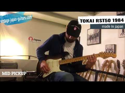 Tokai TST50 - Goldstar sound -  1984 - made in japan - www.vintage-japan-guitars.com