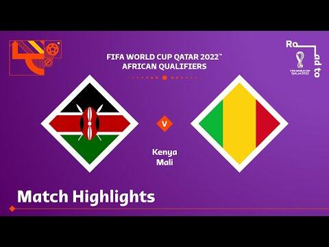 Kenya Mali Goals And Highlights