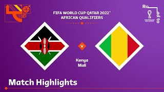 Кения  0-1  Мали видео