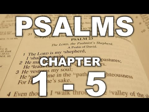 Psalm 9 - I Will Give Thanks to the Lord (With words - KJV