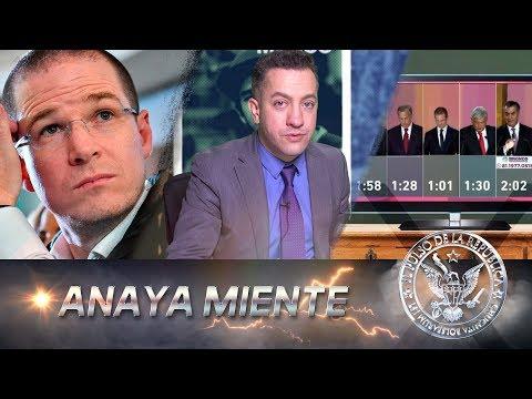 ANAYA MIENTE - EL PULSO DE LA REPÚBLICA
