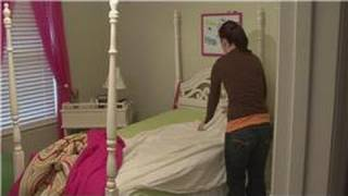 Housekeeping Tips : How To Make Your Bed
