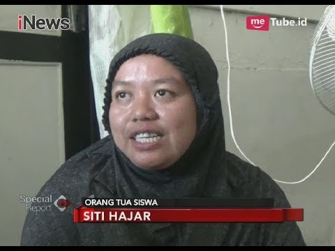 Pengakuan Ibu Dari Anak SD Yang Dihukum Jilat WC Oleh Gurunya - Special Report 15/03