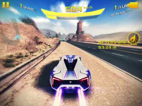 Telenor 4G Cup#2| Nevada Rev.| Lykan Hyper Sport| 1:02:634 by Raja