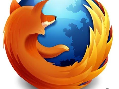 Firefox(мозила) показывает черный экран или пустой экран - во время работы