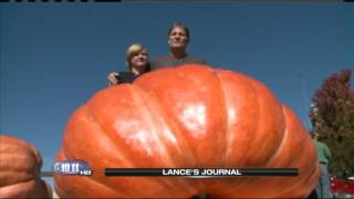 Baixar Lance's 'Pawnee City Pumpkin' Journal, Oct  13, 2014