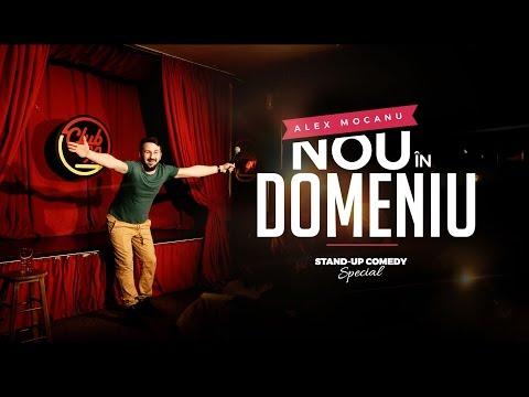 Nou in domeniu (Special) | Alex Mocanu Stand-up Comedy