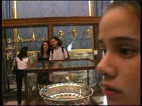 2001 Madrid  - Whitney's visit  -Part 2