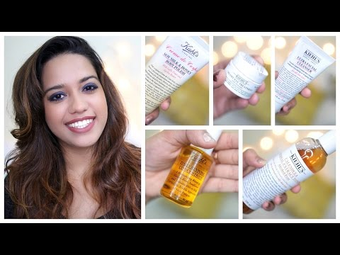 Kiehls Skincare Products Review | High-end Beauty