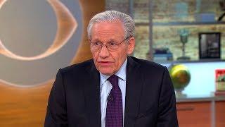 "Bob Woodward says Comey reputation ""enhanced"" by testimony"