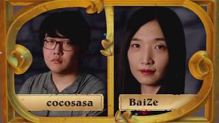 BaiZe vs cocosasa | Group D Elimination | HCT Summer Championship
