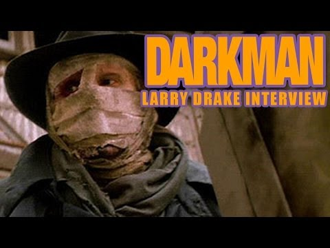Larry Drake Interview - Darkman (1990)