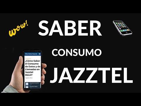 ¿Cómo Saber el Consumo de Datos y de Llamadas en Jazztel Móvil?