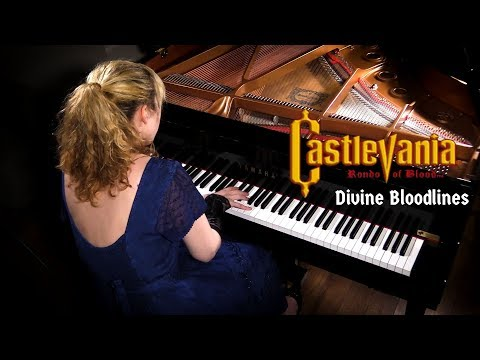 Castlevania - Divine Bloodlines (Rondo Of Blood) - Piano Cover