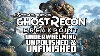 Ghost Recon: Breakpoint Review - Unpolished & Unfinished