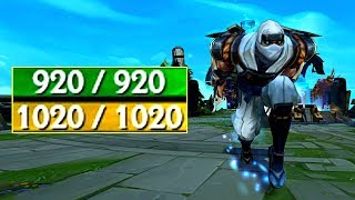 1000+ ENERGY ZED! Max Energy Record!