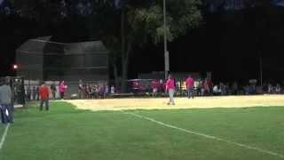 Mountainside, NJ Softball Smackdown Youth Baseball vs Softball 2014