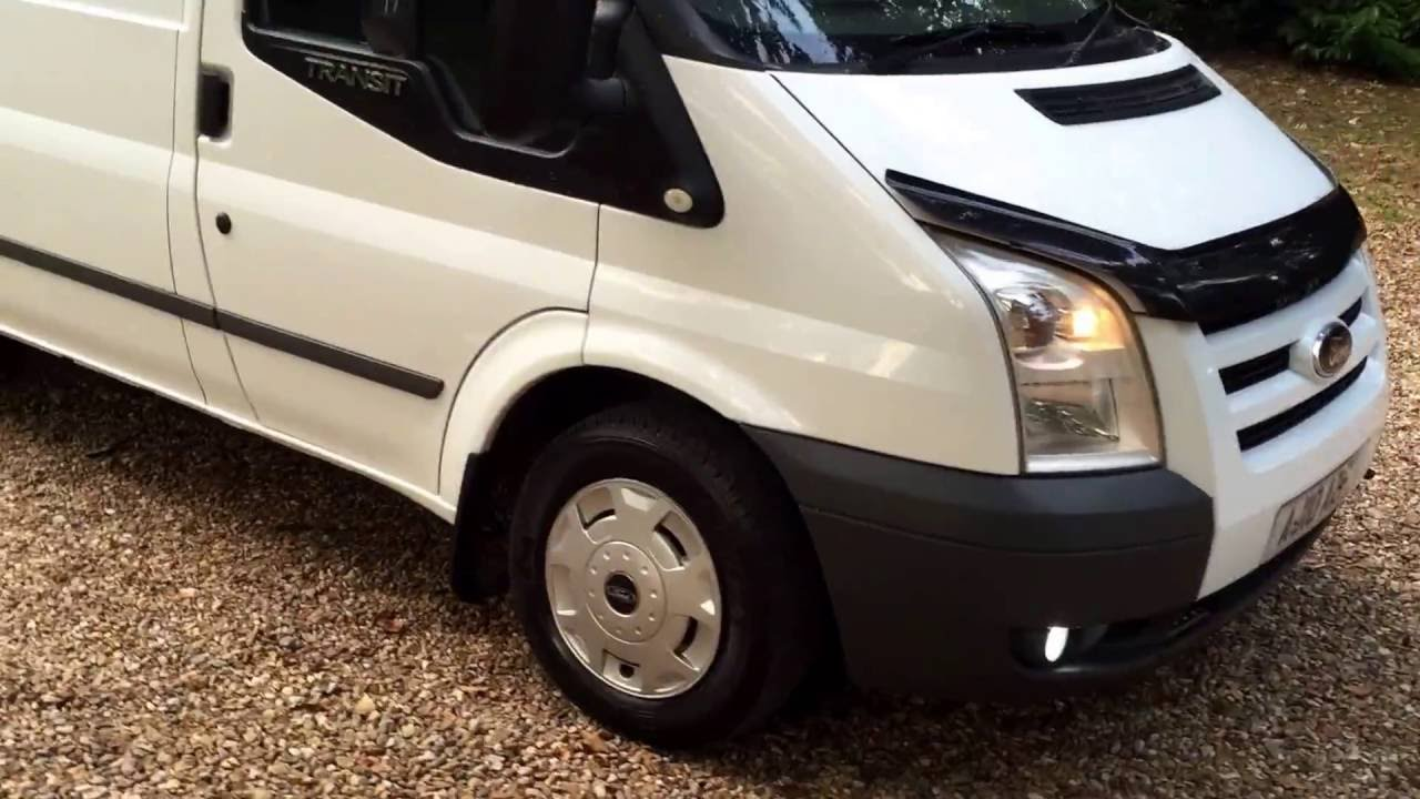 hot products crazy price buy popular 2010 Ford Transit Van For Sale On Ebay UK - YouTube