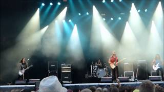 Baroness  - Board Up The House  Live in Trondheim 21