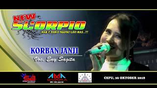 Korban Janji NEW SCORPIO Eny Sagita GEBYAR EXPO 2018