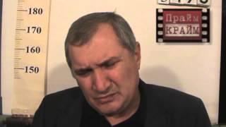 вор в законе Роман Барбакадзе (Ремень) 19.06.14 Киев